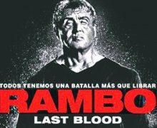 """Sylvester Stallone agradece a fans y se despide de """"Rambo"""""""