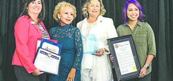 La Alcalde Lupe Ramos Amith da Informe de la Ciudad de Indio y entrega Reconocimientos a La Prensa Hispana Bilingual Newspaper por sus 30 Años de Servicio a la Comunidad