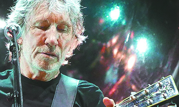 Roger Waters lanza video en apoyo a Evo Morales
