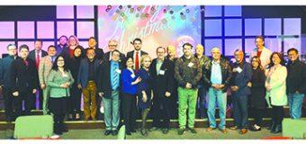 Pastores del Condado de Riverside y del Condado Imperial se reunieron en la cena anual de Navidad