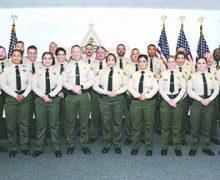 Correctional Deputies of All Ranks, Including Chief Ed Delgado