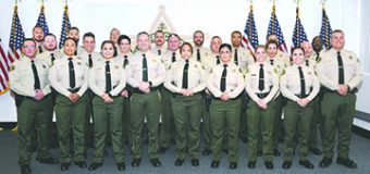 Correctional Deputies of All Ranks, Including Chief Ed Delgado