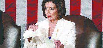 El Senado ha Bloqueado el paquete de estímulo del Coronavirus. Ahora las Familias no recibirán los cheques de estímulo prometidos.  Todos los Demócratas Votaron NO.