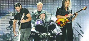 Metallica programa conciertos en Sudamérica para final de año
