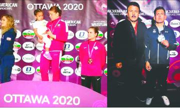 Pase Directo Para Jane Valencia y Andrés Vargas a los Juegos Olímpicos de Tokio 2020