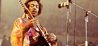 Jimi Hendrix, El Mejor de todos los tiempos