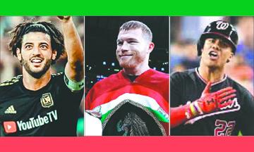 Top 10: Los mejores atletas de Sangre Latina en el deporte de Estados Unidos