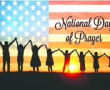 Dia Nacional de Oración, Mayo 7