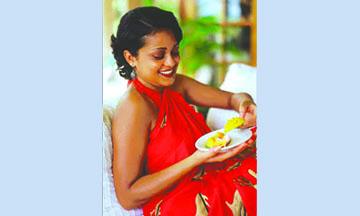 ¡Aliméntese en forma  saludable y disfrute  de sus comidas!