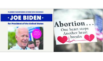 """El Negocio de Abortos Planned Parenthood Respalda a Joe Biden para Presidente: """"Esta es una Elección de Vida o Muerte"""""""