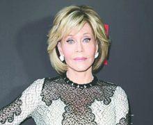 Jane Fonda, nuevo fichaje de Gucci para colección de moda sostenible