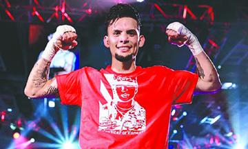 Carlos Castro se roba el show en Las Vegas