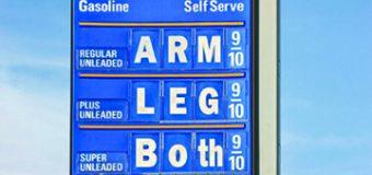 En medio de una recesión severa, California se prepara para aumentar su impuesto a la gasolina  a 50 centavos por galón