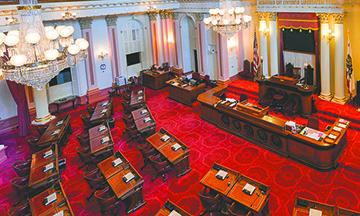 ¡Sí, la Asamblea Estatal está en receso nuevamente!