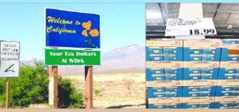 ¡En California, Sus Impuestos Trabajando!