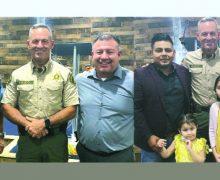 Sheriff del Condado, Chad Bianco Reitera su Apoyo a las Comunidades de Fé