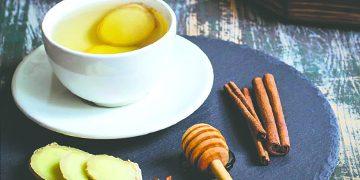 Té de jengibre y canela:  beneficios, receta  y contraindicaciones