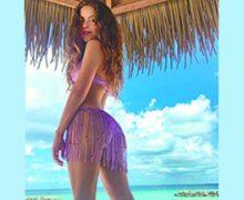 A sus 43 años, Shakira enloquece a fans con bikini y al natural