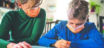Ayudando a mi hijo con la educación en línea