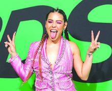 Danna Paola se une a la fiebre del reencuentro de RBD