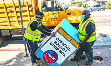 Hipocresía en la recolección de votos en California