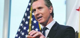 El Gobernador Gavin Newsom anuncia alivio para las Pequeñas Empresas y al mismo tiempo, se niega a permitir que vuelvan a abrir