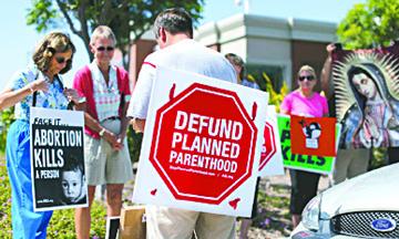 El Estado de California perderá fondos debido a su mandato de abortos