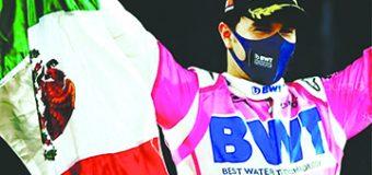 ¡Histórico! Checo Pérez gana el Gran Premio de Sakhir