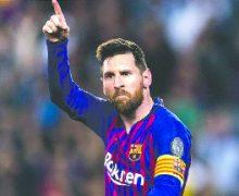 """MLS: """"Aquí siempre  serás bienvenido, Leo Messi"""""""