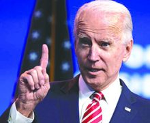 "El ""Plan California""  de Joe Biden"