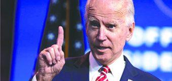 """El """"Plan California""""  de Joe Biden"""