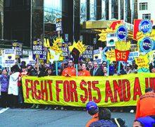 Por qué un salario mínimo federal de 15 dólares sería una Política terrible
