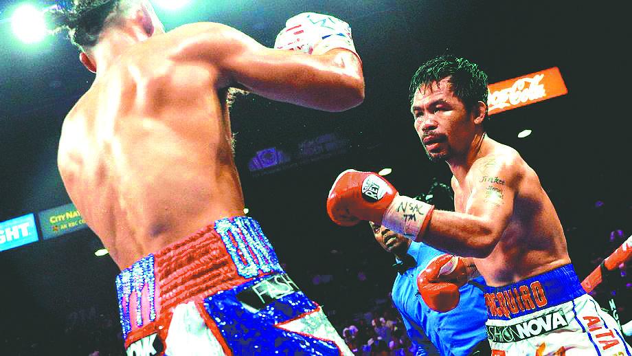 ¿Quién será el próximo rival de Manny Pacquiao?