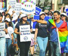 """Según lo Prometido, el Peligrosa """"Ley de Igualdad"""" se Reintroduce en el Congreso"""