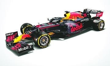 Red Bull presenta el RB16B de Sergio 'Checo' Pérez