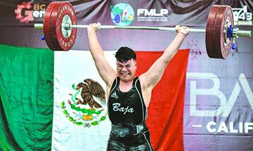Cierra Jesús Lugo con tres medallas de oro para México en Panamericano