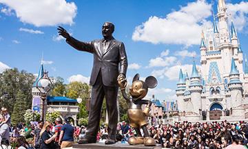 La caída de Disney