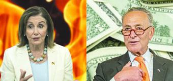 Demócratas acaban de colar un aumento fiscal de 1.000 millones de dólares en la ley COVID