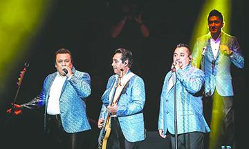 Los Ángeles Azules buscan establecer récord  al ritmo de cumbia