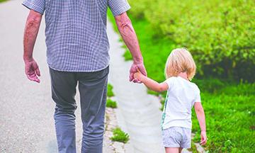 Cuatro Principios para Ser un Padre Bien Padre