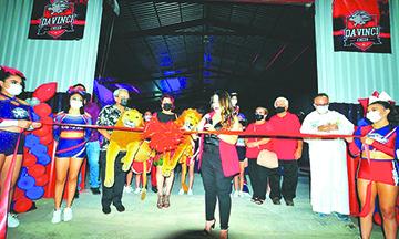 Se inaugura el Da Vinci Cheer Center