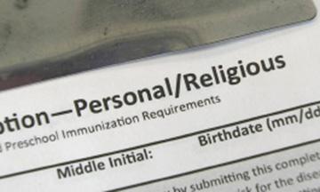 ¿Puede obtener una exención religiosa de un mandato de vacuna COVID?