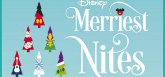 Disneyland Resort presenta un evento completamente nuevo, después de cerrar el parque,  que requiere boleto por separado durante cinco noches  del 11 de noviembre al 9 de diciembre en Disneyland Park.