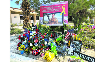 City of Indio 9/11 sustainability event to include tribute to fallen U.S. Marine Hunter Lopez